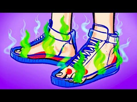 9 Причин Никогда Не Носить Обувь Дома
