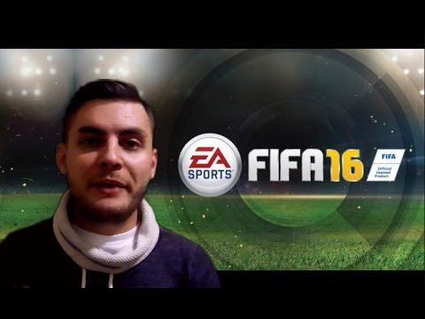 FIFA 16 ОБЗОР ИГРЫ НА РУССКОМ