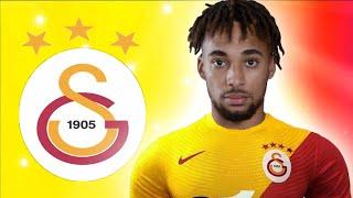 SACHA BOEY   Welcome To Galatasaray 2021   Skills & Assists (HD)