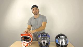 Snowmobile Helmets Guide - Full Face, Modular, and Snowcross