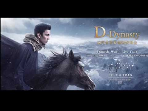 Dimash D-Dynasty Concert May19th 2018