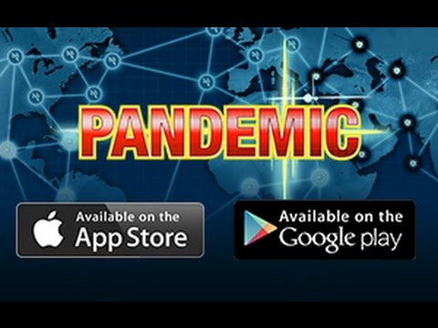 Pandemic the board game - Trailer (Android/IOS)