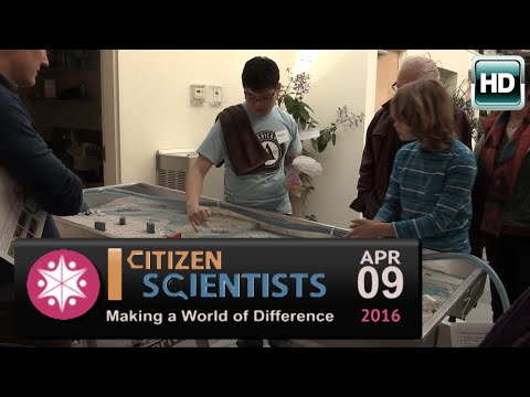 Citizen Scientists: Making a World of Difference