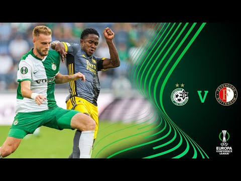 Maccabi Haifa Feyenoord Goals And Highlights