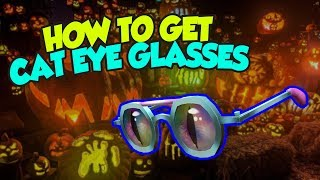 [EVENT] How To Get the Cat Eye Glasses - Roblox Halloween 2018
