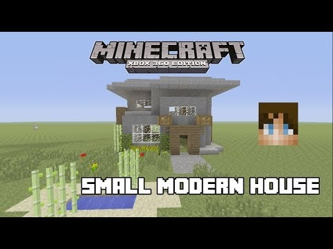 Minecraft Tutorial How to Build a Modern Survival House YouTube