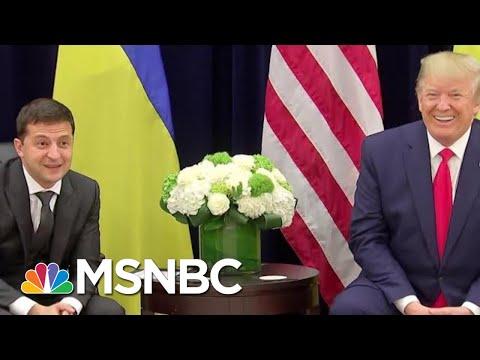Top WH Ukraine Expert To Testify In Impeachment Inquiry | Morning Joe | MSNBC