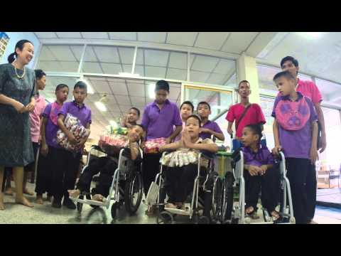 Rehabilitation Center for Children with Disability in Bangkok Thailand