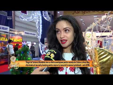 Târgul de Turism al României, 16-19 noiembrie, la Romexpo
