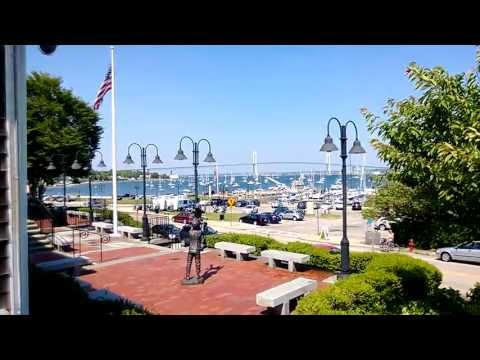 2013 New England Vacation 07 Jamestown Marina