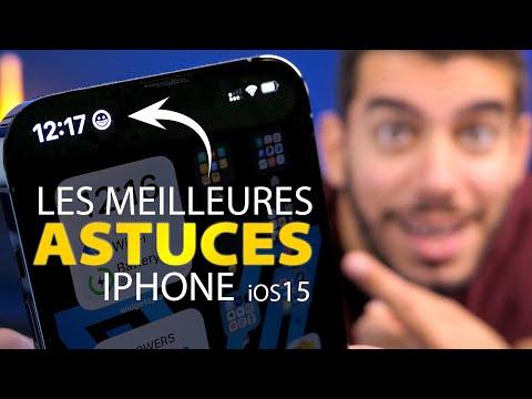 Les meilleures astuces iPhone #4 ( spéciale astuces iOS15 )