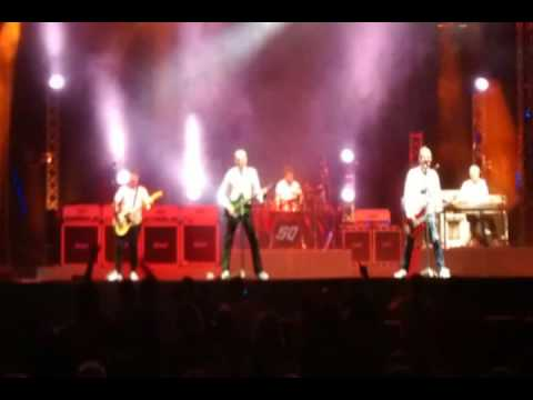 Status Quo. Tarragona. 20-08-2016. The Last Night of the Electrics