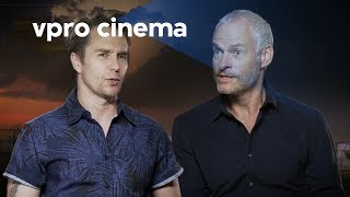 Martin McDonagh and Sam Rockwell on Three Billboards Outside Ebbing, Missouri