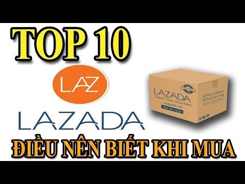 Top 10 Điều Nên Biết Mua Hàng Lazada | Văn Hóng