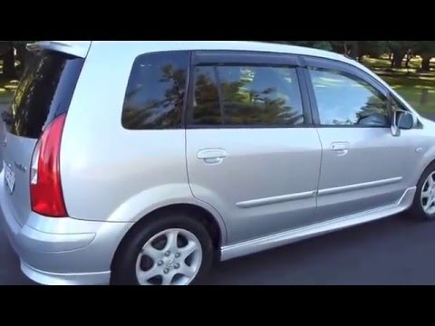 mazda premacy 1999 youtube. Black Bedroom Furniture Sets. Home Design Ideas