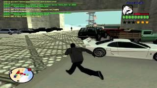 Samp-Rp [Let's Play] #7 - Угон автомобиля с военной базы(В этой серии мы угоняем машину с военной базы