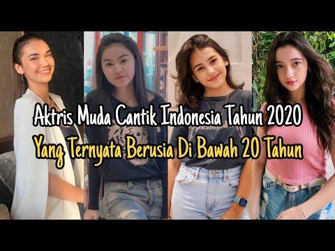 Aktris Muda Cantik Indonesia Berusia Di Bawah 20 Tahun‼️ FT Sandrinna Michelle, Haico Van Der Veken