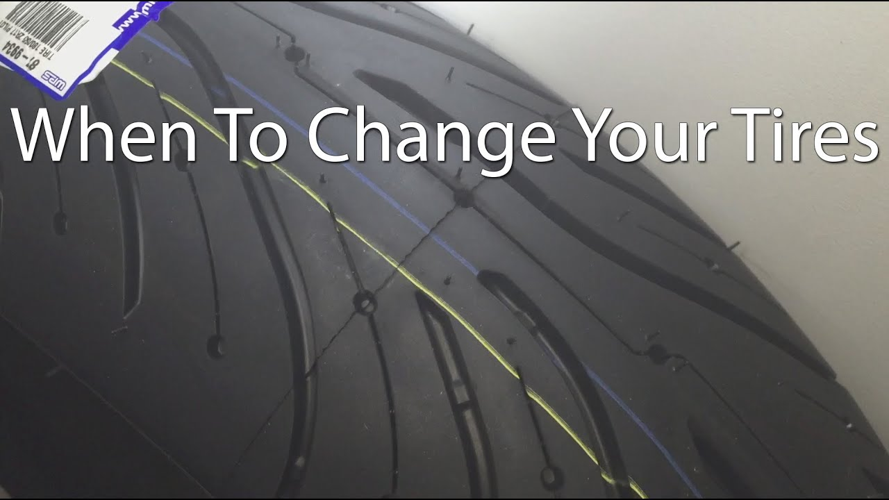 Change Your Motorcycle Tires
