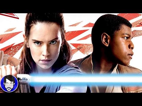STAR WARS: Finn's Role in THE LAST JEDI REVEALED!