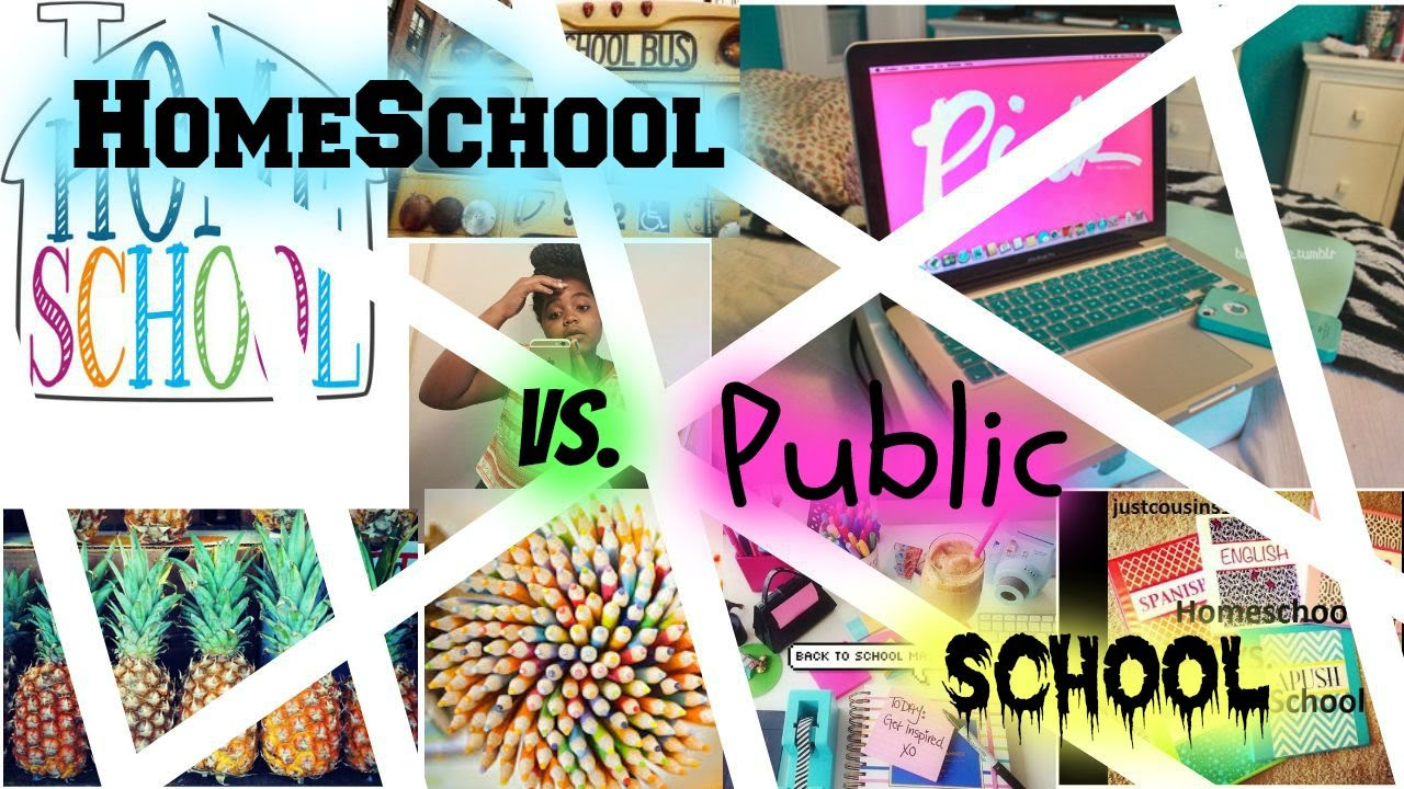 homeschool vs public school homeschool vs public school