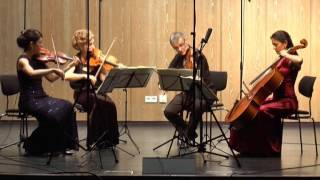 Maurice Ravel Quartet in F-Major Très lent - 3/4 -