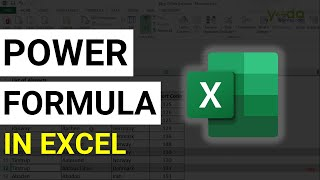 Power formula in Excel | Excel Formulas