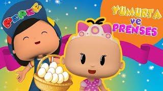 Pepee - Yuma Yuma Yumurta ve Sevgili Prenses - YENİ - Çizgi Film & Çocuk Şarkıları   Düşyeri