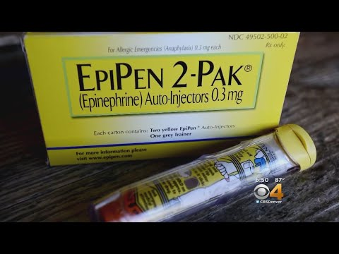 Colorado To Get $5.5 Million In EpiPen Settlement