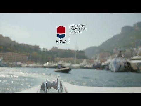 HISWA Holland Yachting Group - Monaco Yacht Show 2017