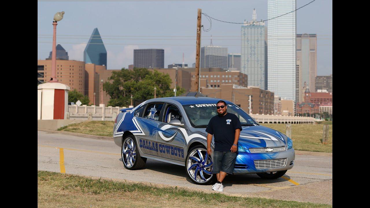 CowboysLife Car Club: Big D - YouTube