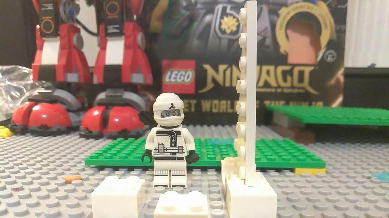Lego Ninjago movie intro - YouTube