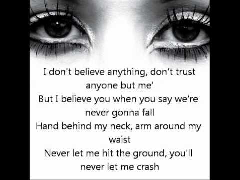 Ingrid Michealson- Parachute with Lyrics