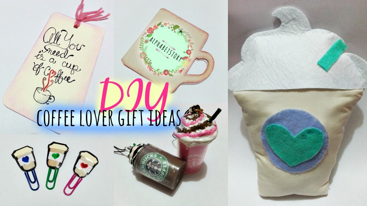 DIY Gift Ideas for Coffee Lover | AiiMADEit  sc 1 st  YouTube & DIY: Gift Ideas for Coffee Lover | AiiMADEit - YouTube