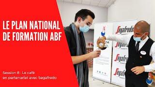 Association des Barmen de France - Plan National de Formation 2021 : 8e session avec Segafredo !