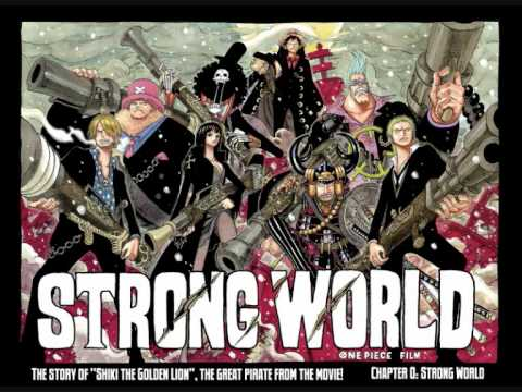 One Piece Strong World Theme Song: Mr Children - Fanfare
