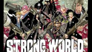 One Piece Strong World Theme Song Mr Children - Fanfare