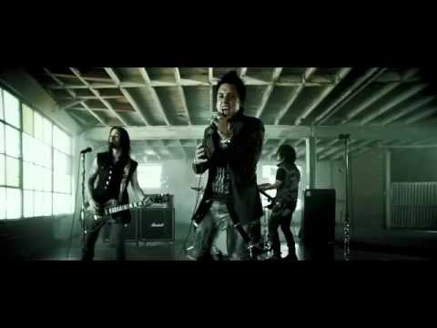 Papa Roach - Burn (Uncensored Version) OFFICIAL VIDEO