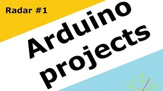HOW TO MAKE A RADAR WITH ARDUINO | DIY | ARDUINO PROJECTS