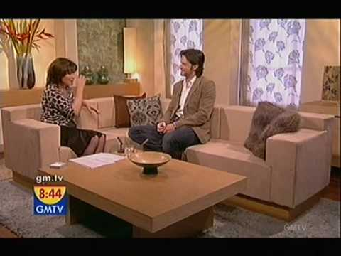 Richard Armitage Interview on GMTV 10-03-2007
