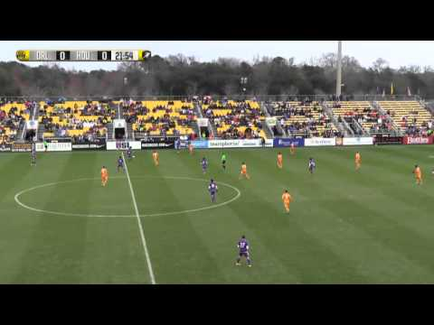 2015 Carolina Challenge Cup: Orlando City vs. Houston Dynamo