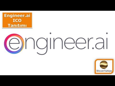 Engineer.ai ICO tanıtımı (Video 1)