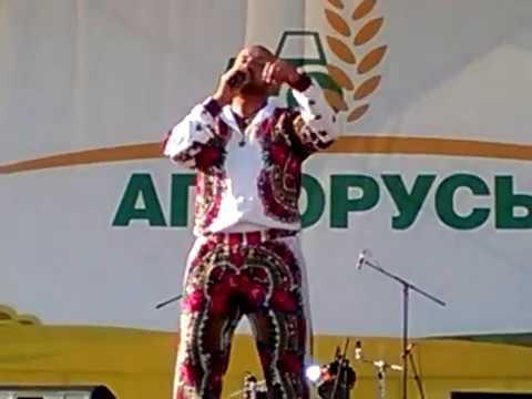 Выступление Сергея Рогожина на агровыставке в ЛенЭкспо.