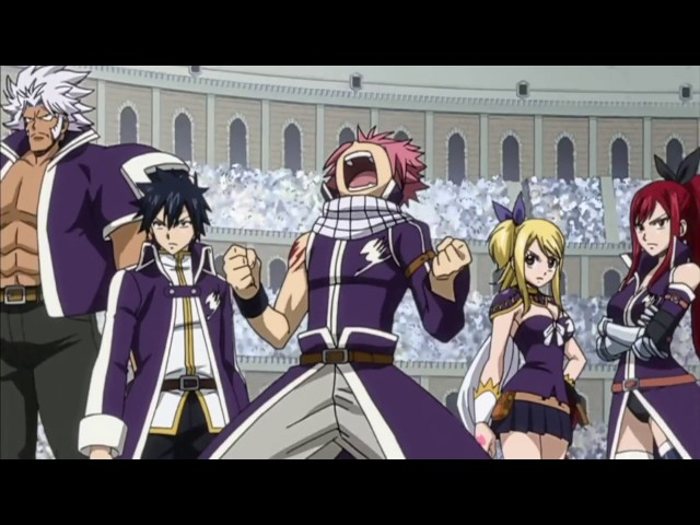 Fairy Tail - Feel Invincible [AMV] HD