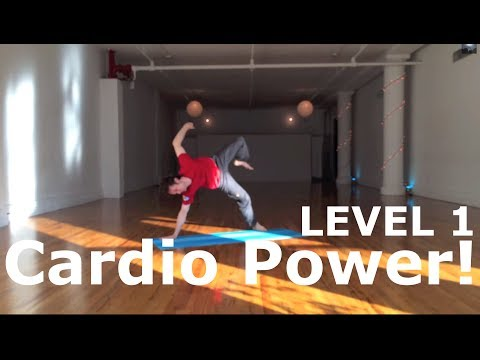 Yoga for Cardio, Level 1 with Mike Taylor