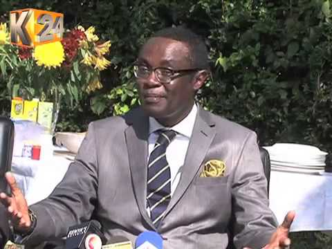 Mutahi Ngunyi gives goat as peace offering over offensive tweets