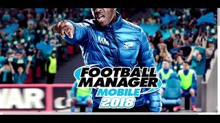 FOOTBALL MANAGER 2018 Mobile Gameplay Android / iOS | MLS New League and New Season