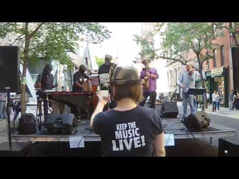 The Jazz Passengers - Taste of East Village Festival