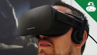 Oculus Rift Reactions At E3 2015!