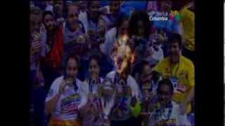 COLOMBIA CAMPEÓN - II Mundial Femenino de Fútbol de Salón 2013 (Gran Final - Colombia 3:2 Venezuela)