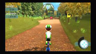 Fitness Mode - Cyberbike Exercise Bike - Wii Workouts